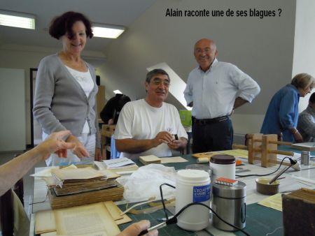2009 - Reliure - Cours du 02 Avril (1)