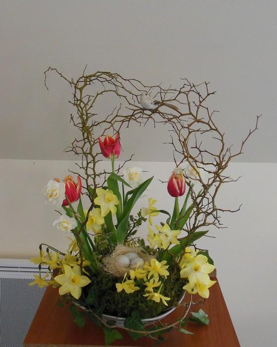 2014 - Art Floral - Cours du 15 Avril (5)