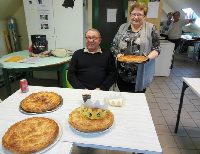 2014 - Patisserie - Atelier du 14 Janvier (4)