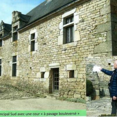 22 Mars 2016 - Visite Manoir de Kerenneur (11)