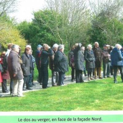 22 Mars 2016 - Visite Manoir de Kerenneur (13)