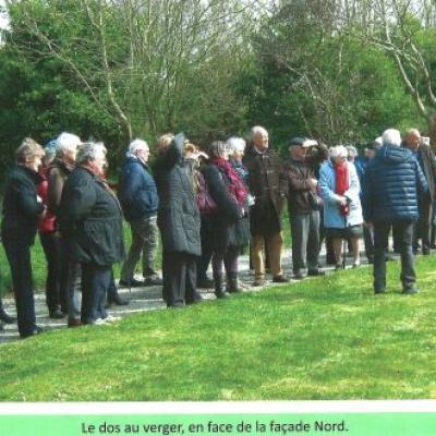 22 Mars 2016 - Visite Manoir de Kerenneur (15)