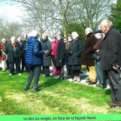 22 Mars 2016 - Visite Manoir de Kerenneur (16)