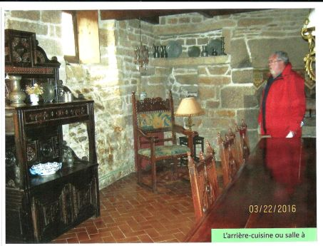 22 Mars 2016 - Visite Manoir de Kerenneur (24)