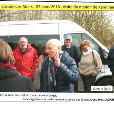 22 Mars 2016 - Visite Manoir de Kerenneur (4)