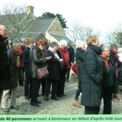 22 Mars 2016 - Visite Manoir de Kerenneur (5)