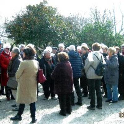 22 Mars 2016 - Visite Manoir de Kerenneur (7)