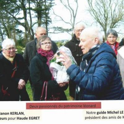 22 Mars 2016 - Visite Manoir de Kerenneur (8)