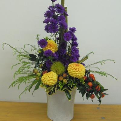 2016 - Art Floral - Cours du 13 Octobre (8)