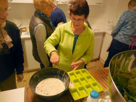 2016 - Cuisine de Ghislaine - Atelier du 06 Octobre (2)