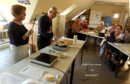 2016 - Cuisine du Lundi - Atelier du 03 Octobre (1)