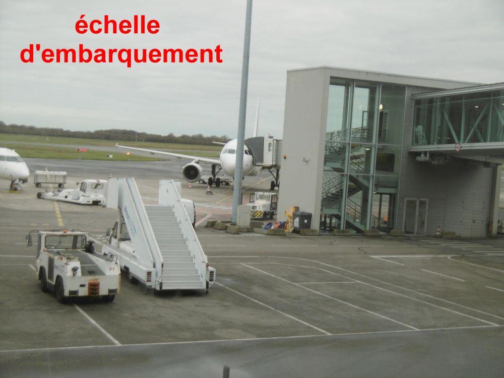 06 Décembre 2017 - Aéroport & Fort Montbarey