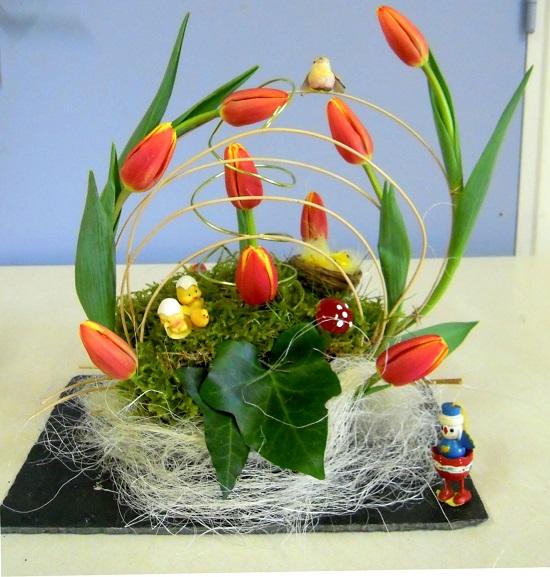 2017 - Art Floral - Cours du 28 Mars (15)