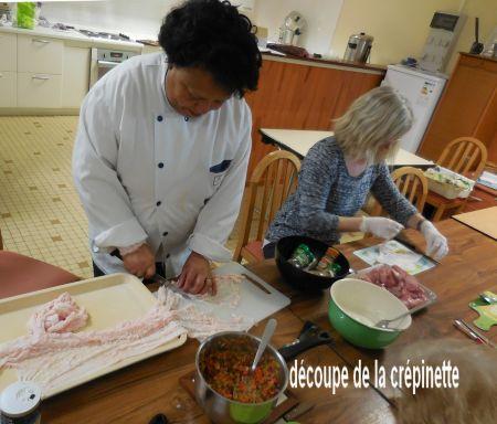 2017 - Cuisine de Ghislaine - Atelier du 11 Mars (2)