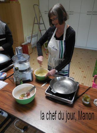 2017 -Cuisine du Lundi - Atelier du 03 Avril (1)
