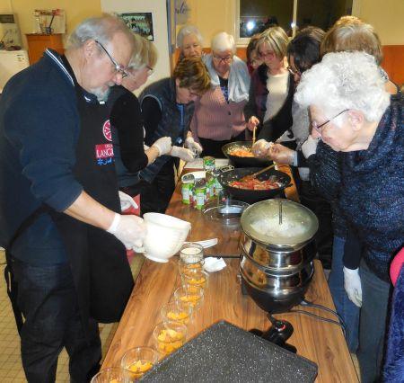 2017 - Cuisine du Lundi - Atelier du 06 Février (1)