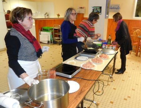 2017 - Cuisine du Lundi - Atelier du 09 Janvier (1)