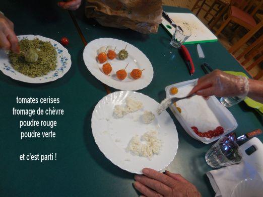 2017 -Cuisine du Lundi - Atelier du 12 Juin (2)