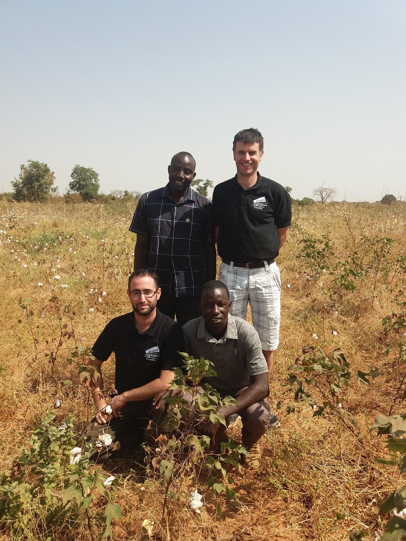 30 Avril 2019 - 2 Jeunes Agriculteurs au Mali