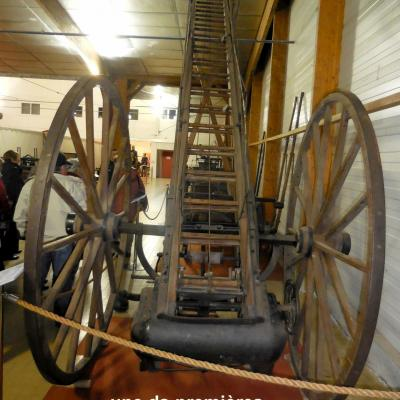 Musée des Sapeurs-Pompiers à Plougastel