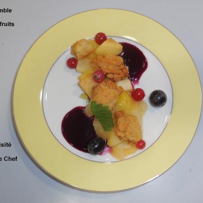 Cuisine d'Enguerrand
