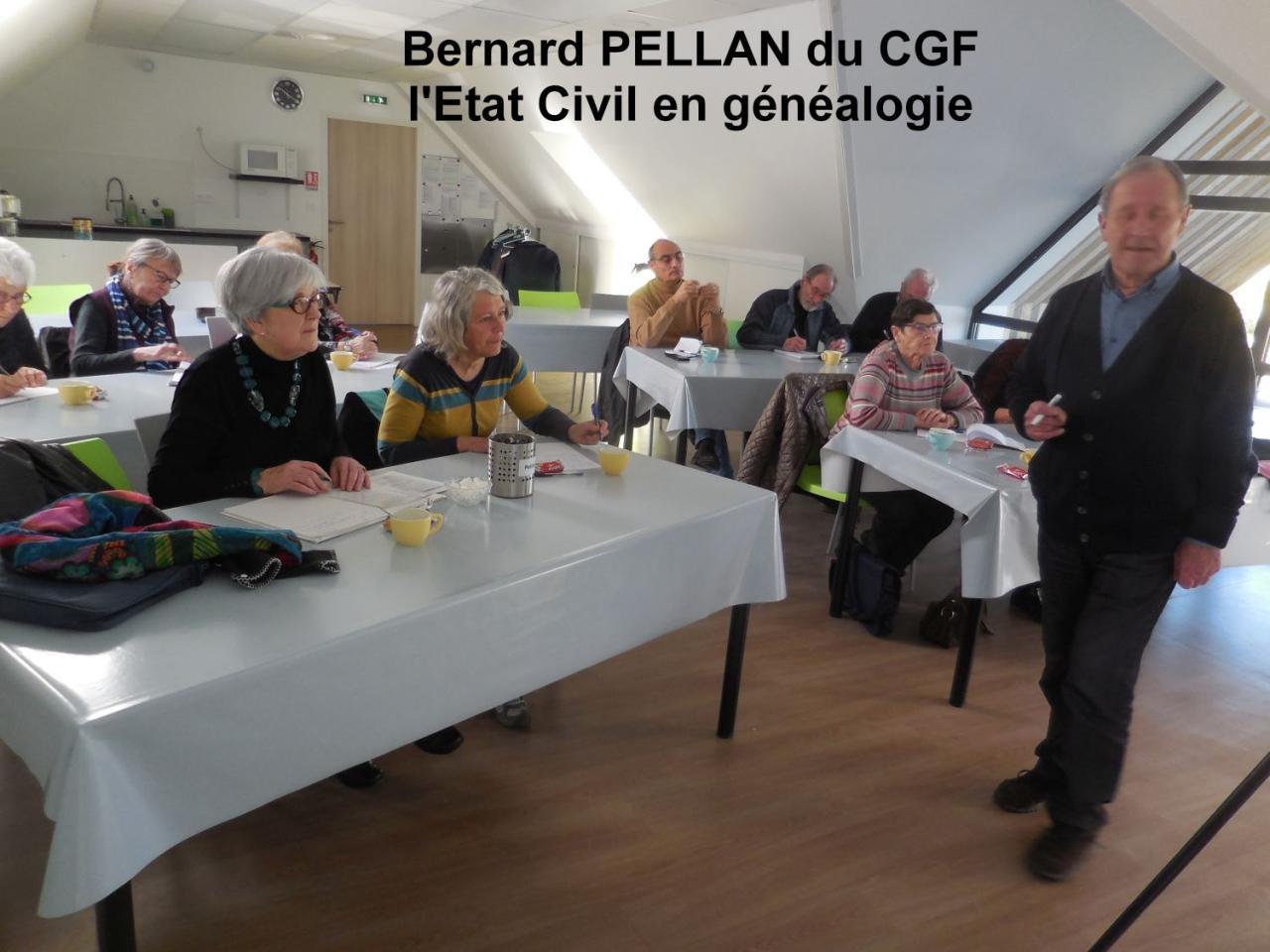 Cours du 12 Fév 2018 avec Bernard Pellan (2)
