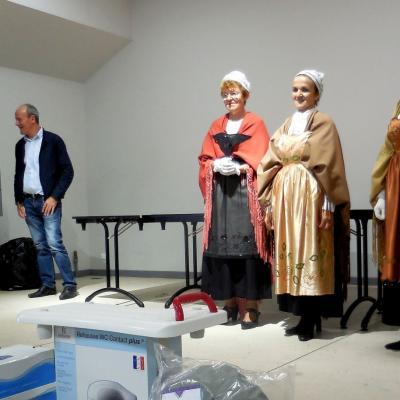 Les Costumes Bretons